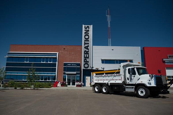 City of Leduc Operations Building