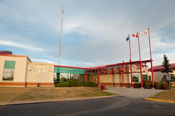 Leduc Protective Services Building