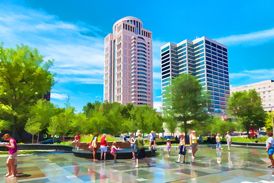 City Garden 09