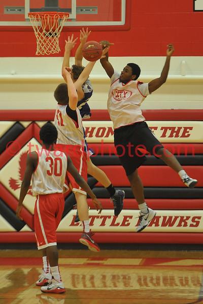 2014 CHS JV Boys Basketball - Muscatine