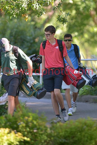 2014 CHS JV Boys Golf