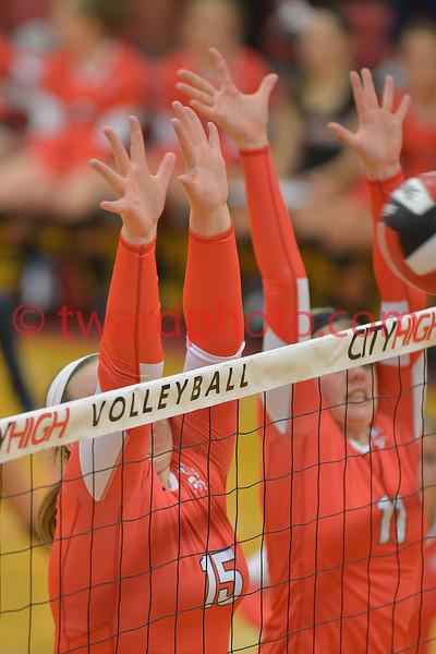 CHS Volleyball - D. Hempstead