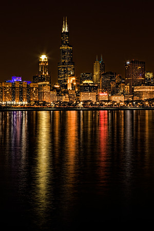 Lake Front View - Chicago