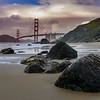 Marshall Beach, San Francisco