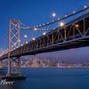 Bay Bridge at Sunrise