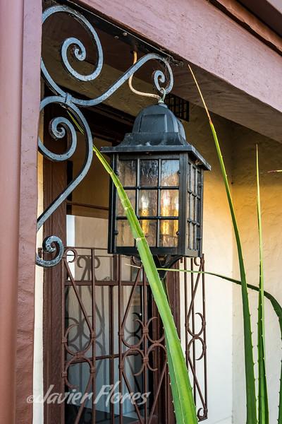 Lanter at San Francisco Presidio