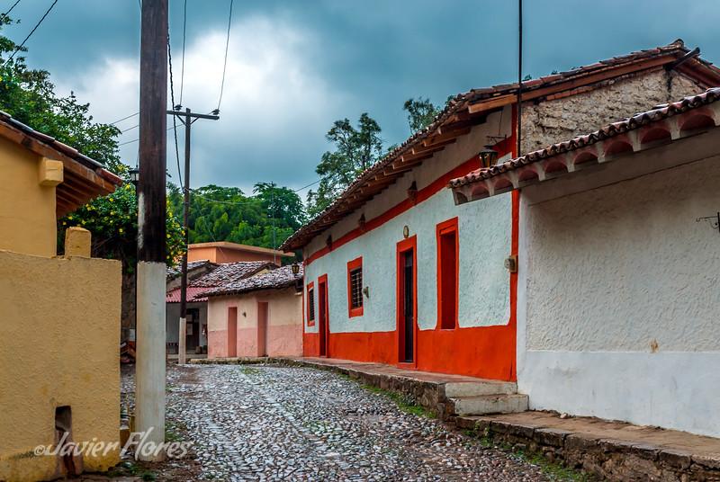 Rainy Day in Copala
