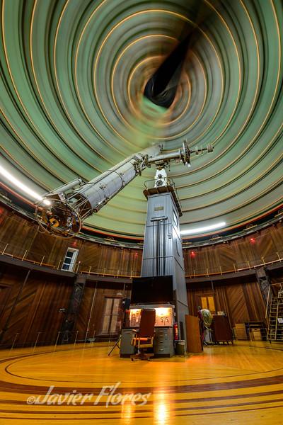 Great Lick 91 Centimeter Refractor Telescope