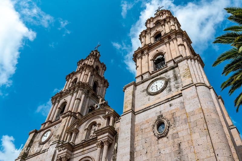 Church at Santa Maria Del Valle