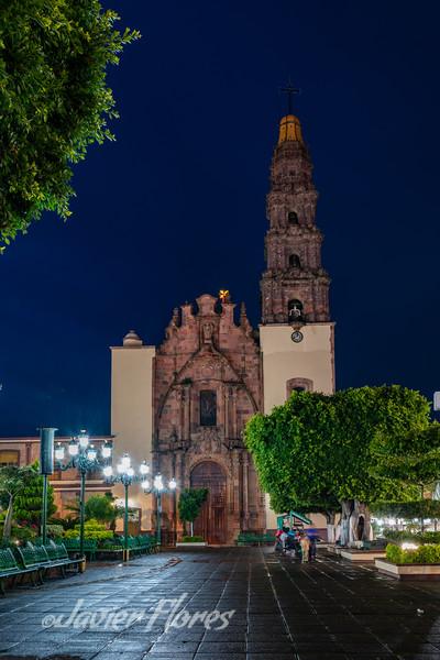 Atotonilco el Alto Jalisco Plaza