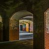Fort Point Hallways