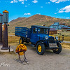1927 Dodge Truck at the Bodie Gas Station