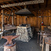 Blacksmith shop in San Juan Bautista