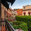 Hotel Luna Balcony View