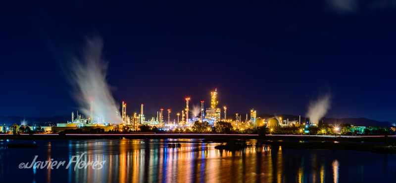The Shell Refinery