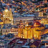 City Overview of Guanajuato