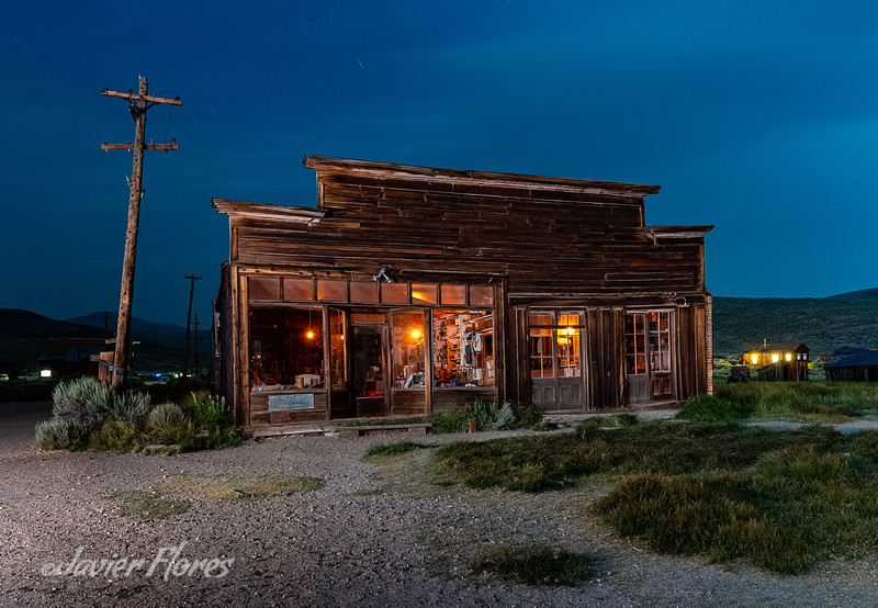 Bodie Ghost Town General Store