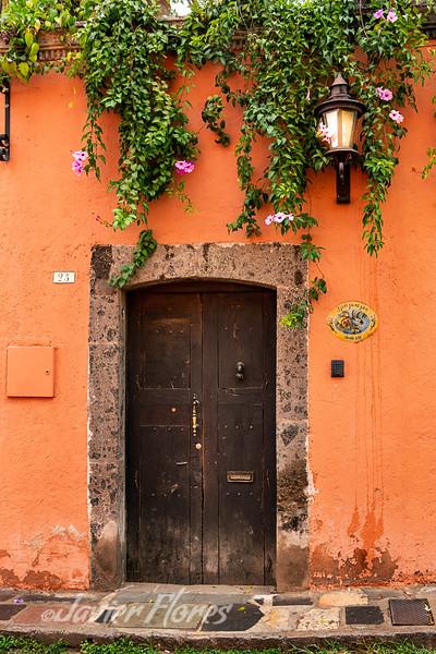 San Miguel De Allende door