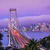 Bay Bridge at Rush Hour