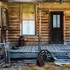 Front Porch at Bodie