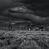 Thunderstorm over Bodie
