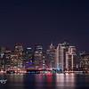 San Francisco City Skyline