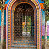 Colorful Doorway