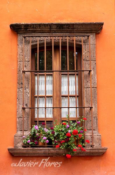 San Miguel De Allende Window