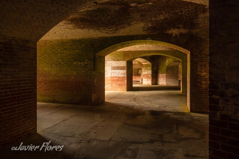 Fort Point Hallway