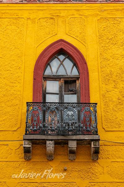Balcany Window, San Miguel de Allende