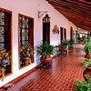 Inviting Porch in El Quelite, Sinaloa Mex