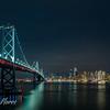 San Francisco Skyline with Bay Bridge