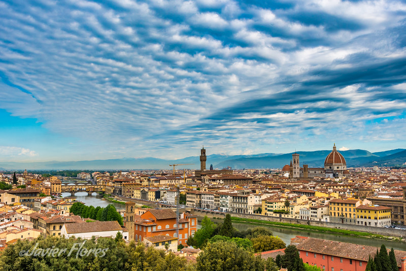 Duomo and Pente Vecchio