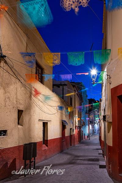 Callejon El Patrocinio, Guanajuato