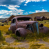 Abandoned 1937 Chevy Business Coupe, Bodie CA