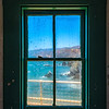 Point Bonita Lighthouse Window View