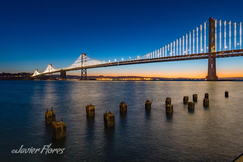 Bay Bridge Sunrise