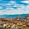 Florence Italy and Duomo