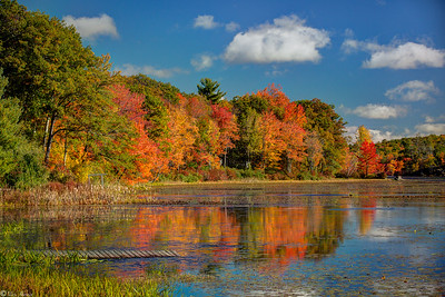 Peck's Pond, PA