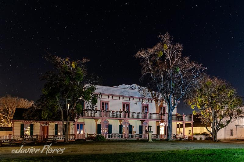 San Juan Bautista Plaza Hall