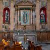 Interior of Temple De La Compania De Jesus Oratorio Se San Felipe Neri