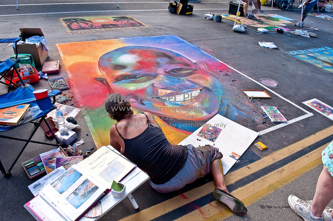 Carlsbad Art Splash - Sidewalk Chalk Art-130