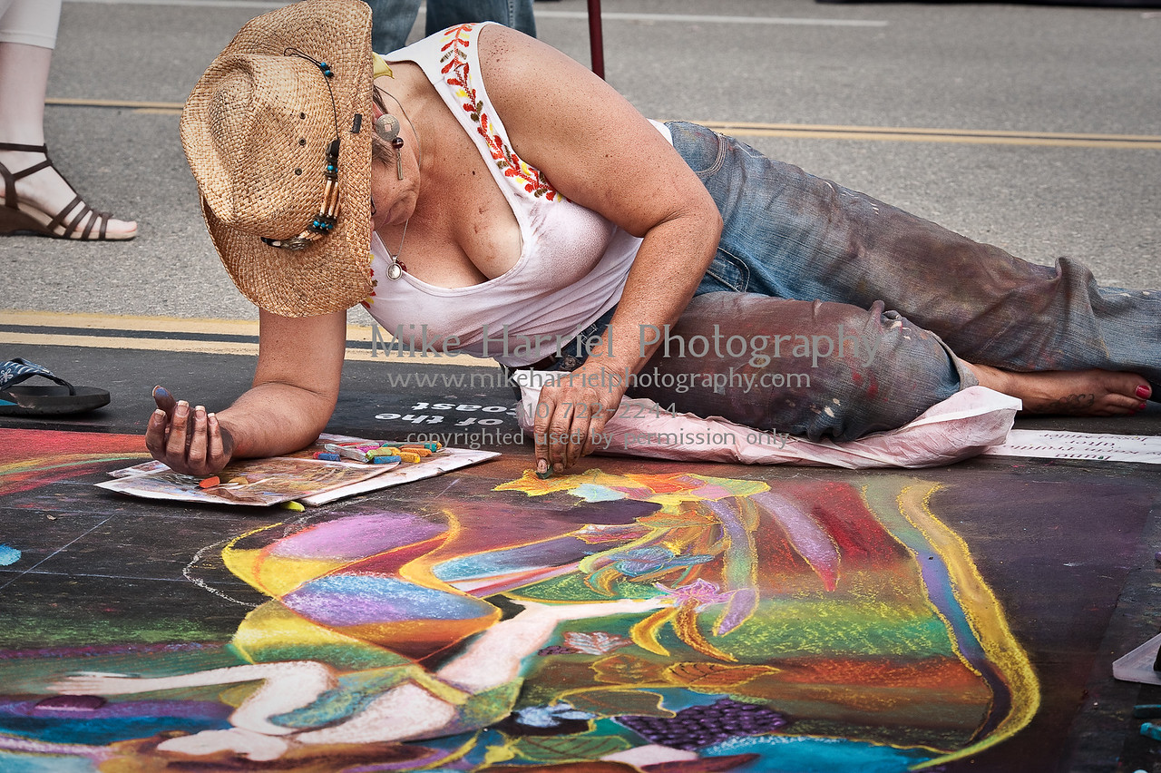 Carlsbad Art Splash - Sidewalk Chalk Art-46
