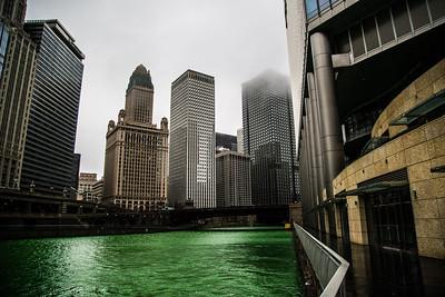 Emerald Green River