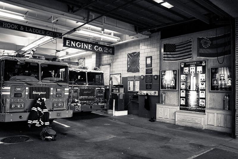 Engine Co. 24, New York City