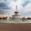 James Scott Fountain, Belle Isle