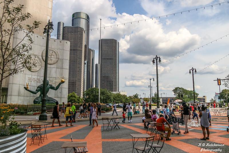 Woodward Plaza