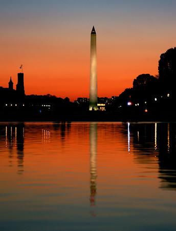Monumental Reflection
