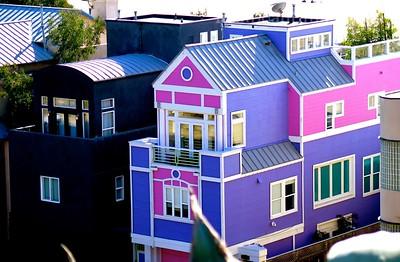 Beachside Houses