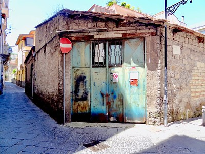 Corner Building Sorrento